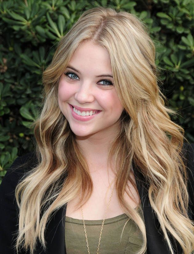 Ashley Bensons Usual Glow Hair Styles Pinterest Ashley Benson