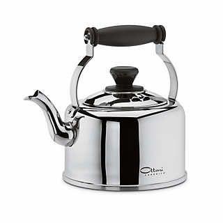 Italienischer Edelstahlkessel | Kaffee- und Teezubereitung | Küche ...