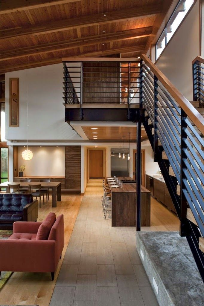 Open Stairs Ideas