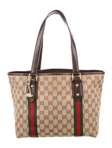 267fe101d2ee Gucci Small GG Jolicoeur Tote | earthly treasures | Gucci, Bags ...