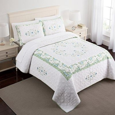 Penelope Quilted Standard Sham | Bedding and Quilts - Cracker ... : quilts at cracker barrel - Adamdwight.com