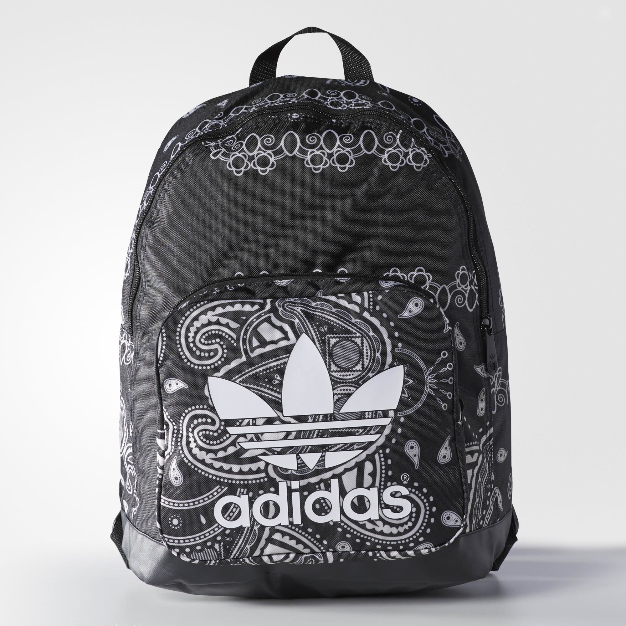 adidas paisley backpack urban fashion pinterest. Black Bedroom Furniture Sets. Home Design Ideas