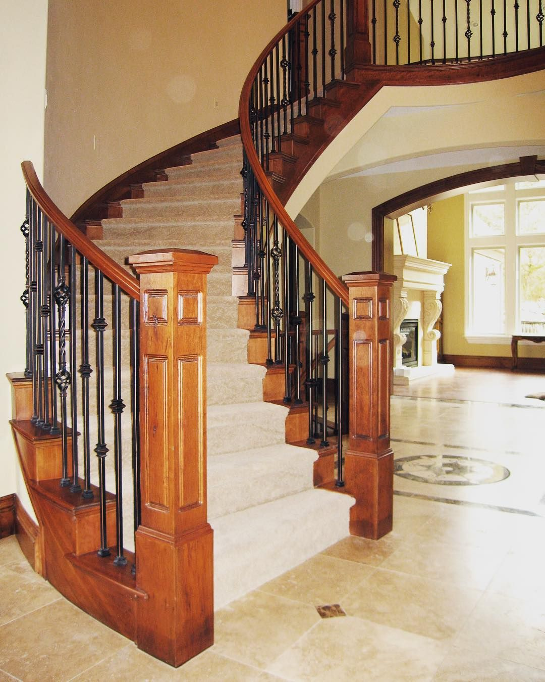 We Always Guarantee The Best Stair Parts Pricing On The Internet | Wooden Stair Railing Prices | Staircase Ideas | Deck Railing | Frameless Glass | Steel | Glass Stair