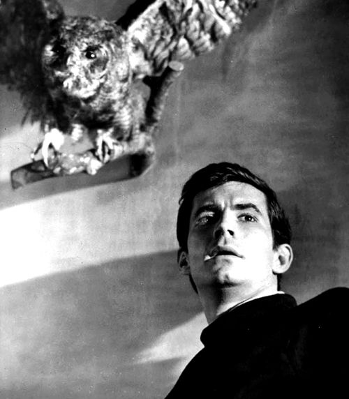 Anthony Perkins in 'Psycho' (1960)