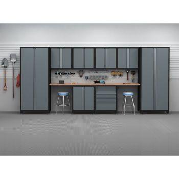 Newage 10 Piece 18ga Professional Series Workshop Garage Cabinetry
