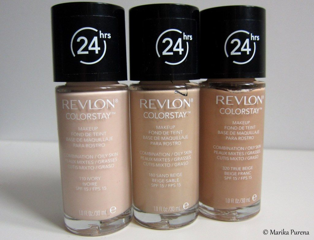 Revlon Colorstay Foundation | Revlon, On and Foundation