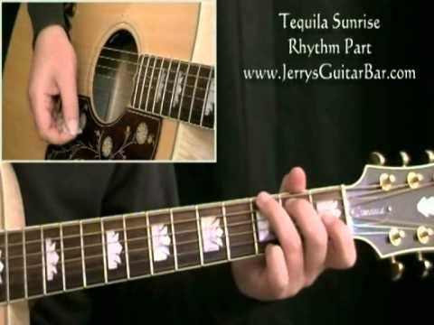 recipe: tequila sunrise strumming pattern [23]