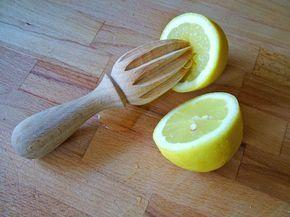 boire de l'eau chaude et du citron le matin à jeun pour