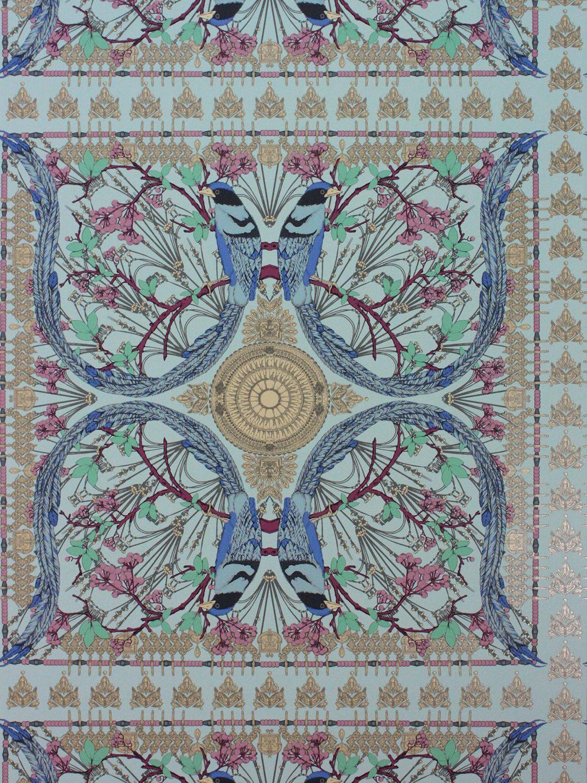Matthew Williamson Lyrebird Wallpaper Cole Son Matthew