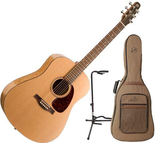 Seagull S6 The Original Acoustic Guitar W Free Http Www Amazon Com Dp B003tu3kx2 Ref Cm Sw R Pi Dp 6ci8sb1jq5tcynj6 Guitar Stand Acoustic Guitar Guitar