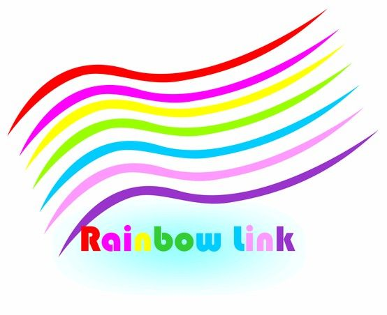 Multi-Color Rainbow Link Hover Effect For Blog