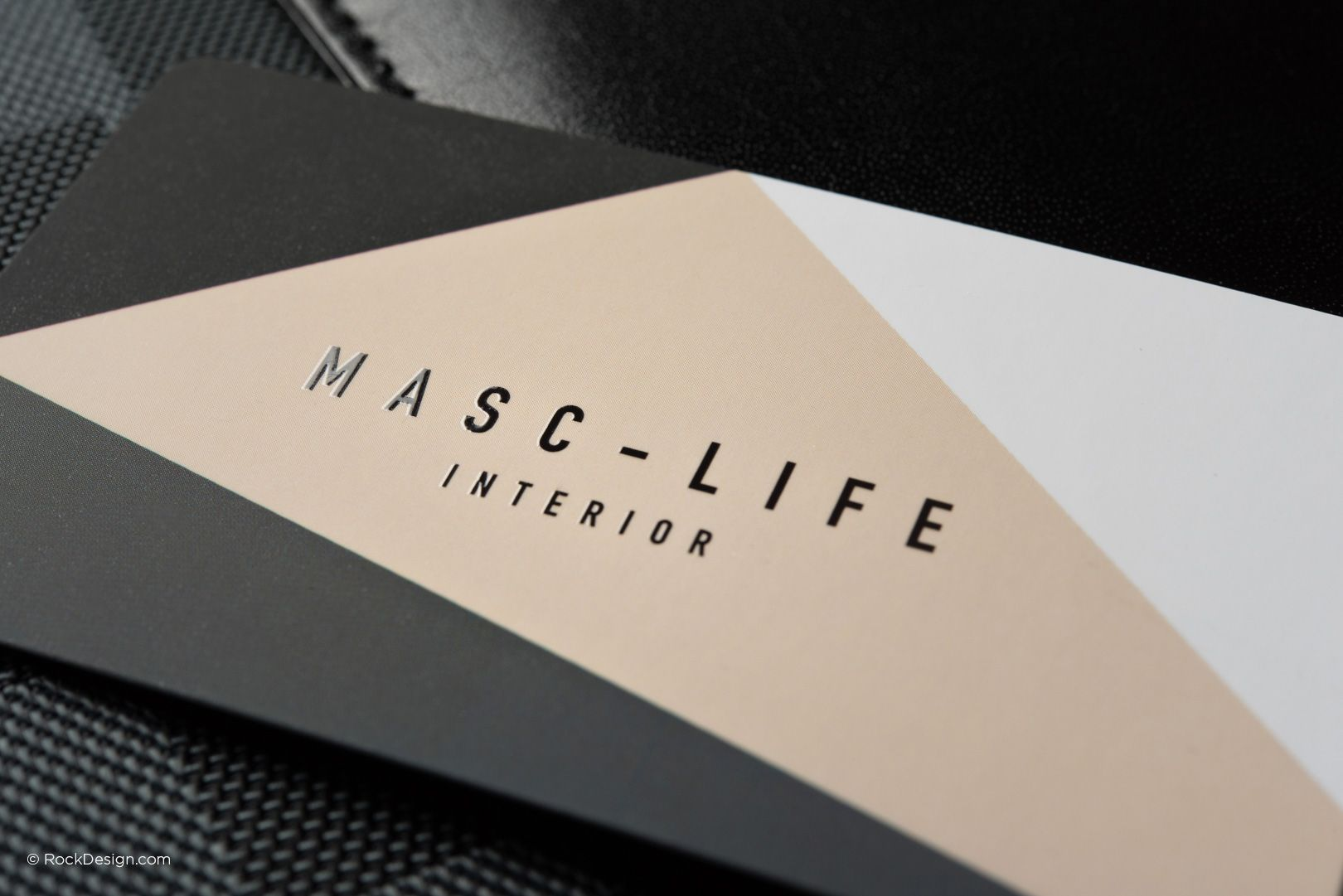 Modern elegant regular suede business card template with spot uv modern elegant regular suede business card template with spot uv masclife rockdesign luxury business wajeb