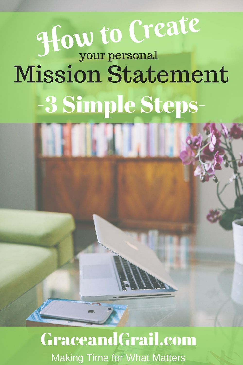 Create Your Own Personal Mission Statement