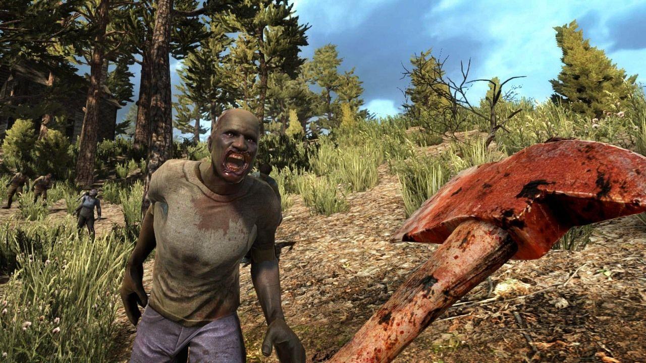 Telltale Brings 7 Days To Die To Xbox One Ps4 7 Days To Die