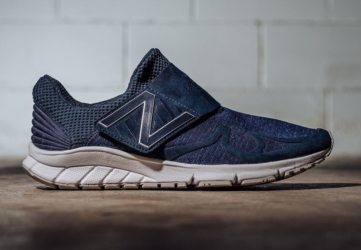 New Balance Introduces Sweatshirt Editions of Its Vazee Rush Slip-On: Like  a comfy crewneck for your feet.