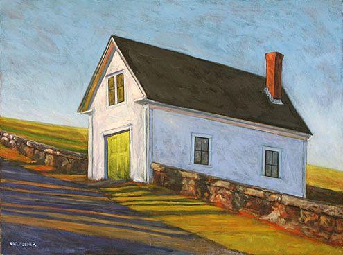 Peter Batchelder: Slopeside