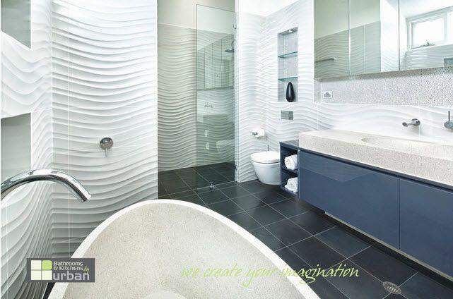Bathroom Design Featuring Italia Ceramics Tiles Http Www Italiaceramics