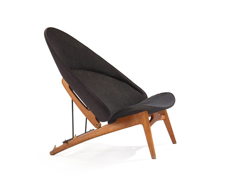 Hans Wegner The Shell Chair Furniture Pinterest
