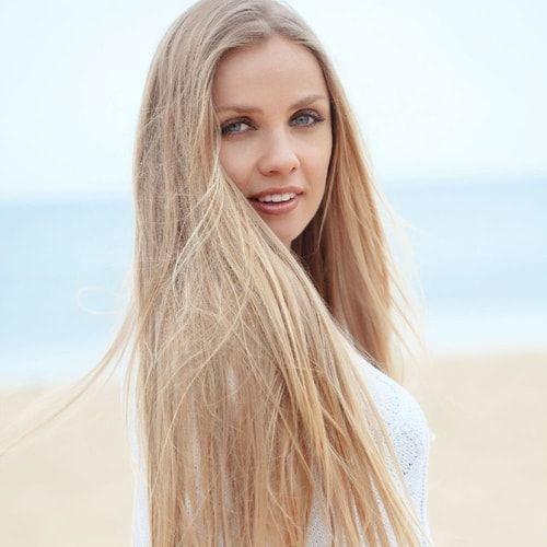 Il trattamento alla cheratina rende i #capelli lucidi e sani. Ma può far male alla salute?