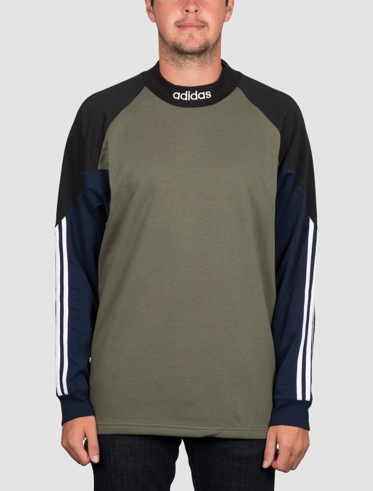 b87dc4f3626 Inspired by functional apparel, this long sleeve top strikes a balance  between durable performance and