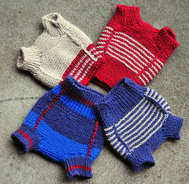 wool diaper soakers made by my mama for baby soren | Вязание