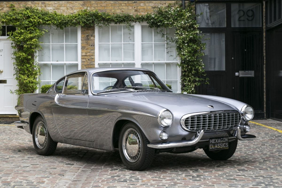1963 Volvo P1800 - S (Swedish Built) | Classic Driver ...