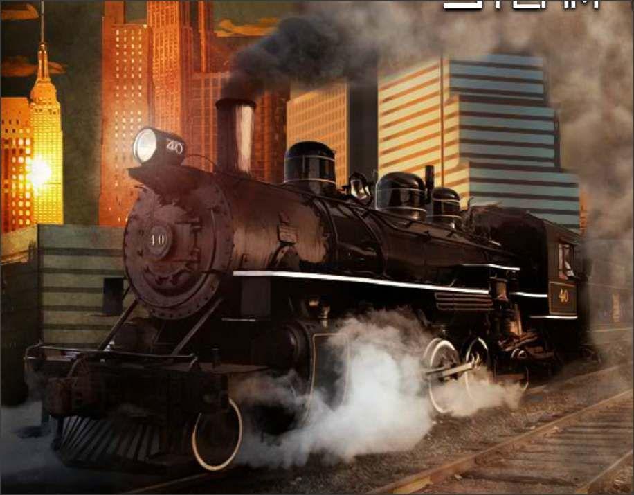لعبة ركن السيارات للمحترفين Train Vehicles