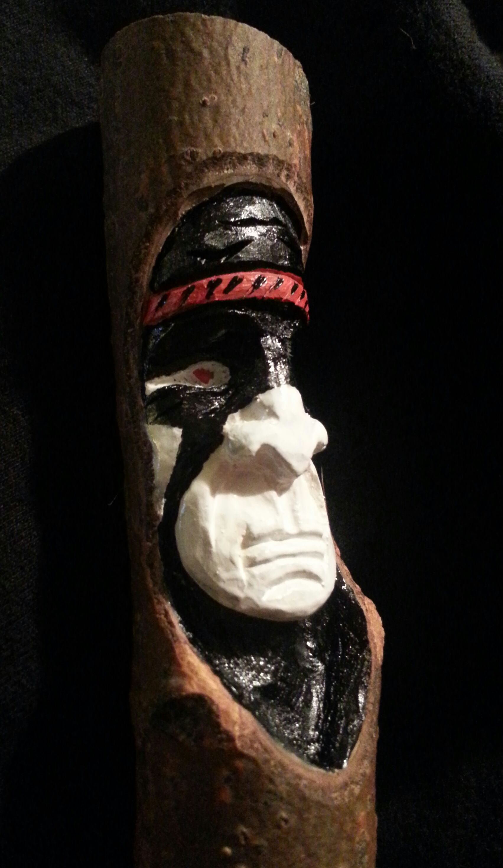 Native American Woodcarving