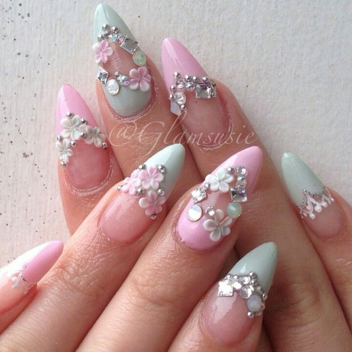 Pin by Aracely Solana on Nails | Pinterest | Makeup