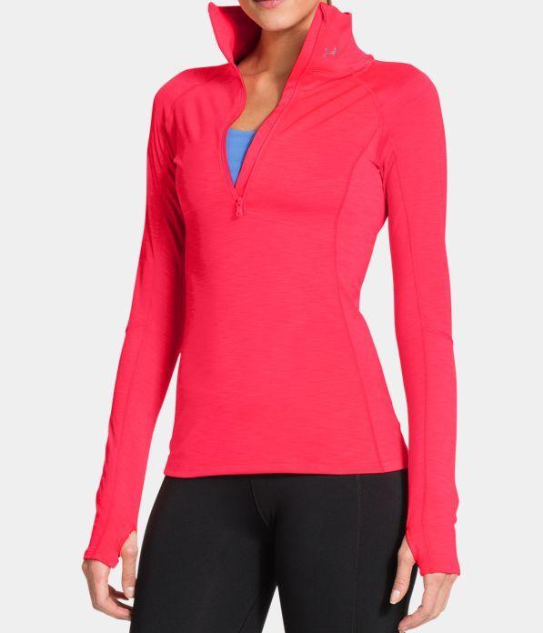 e0f417a2d8 Women's ColdGear® Cozy 1/2 Zip | Under Armour US | Fitness | Half ...
