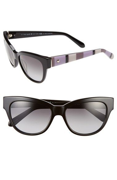 539b4e7896d kate spade new york  aisha  54mm cat eye sunglasses