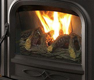 Accentra 52i Pellet Insert Pellet Insert Pellet Fireplace Insert Pellet Fireplace