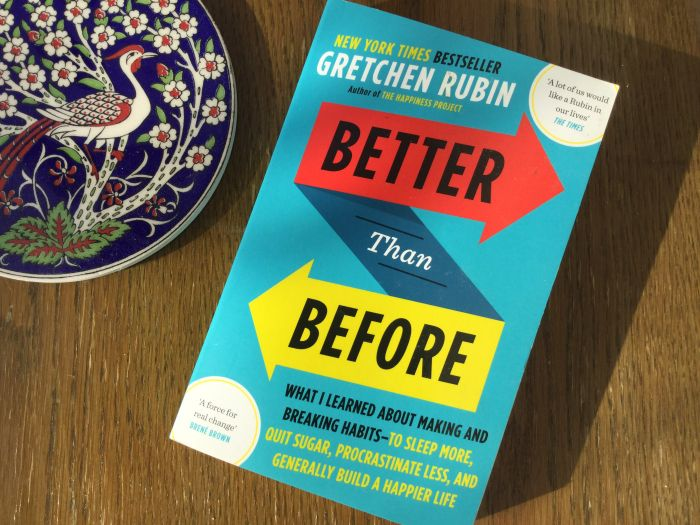 Better Than Before – Gretchen Rubin