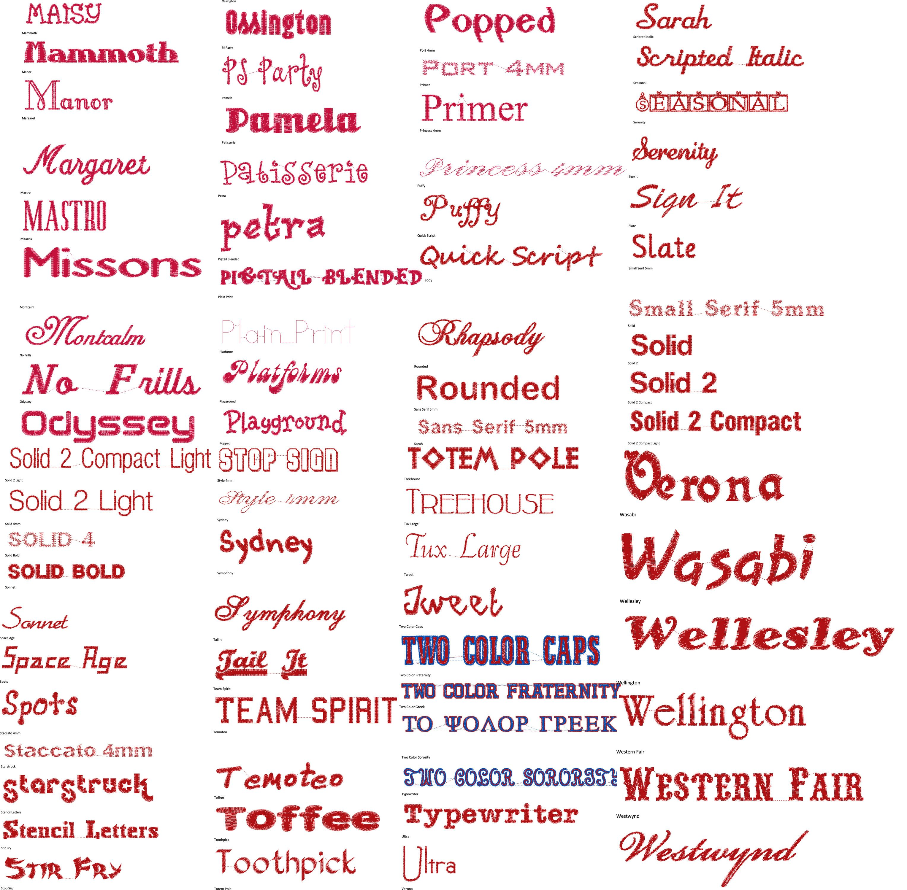Floriani updated fonts 12815 curlyqdesign font styles floriani updated fonts 12815 nvjuhfo Choice Image