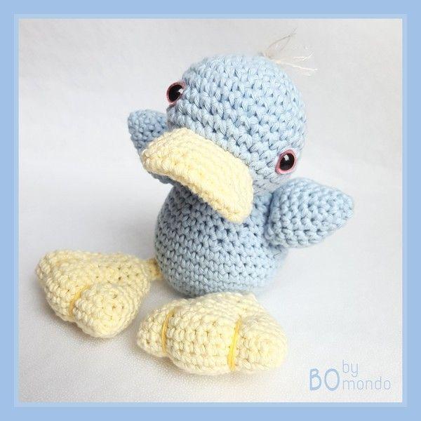 Jetzt Eine Ente Häkeln Viel Spaß Mit Schnatterchen Haben Hol Dir