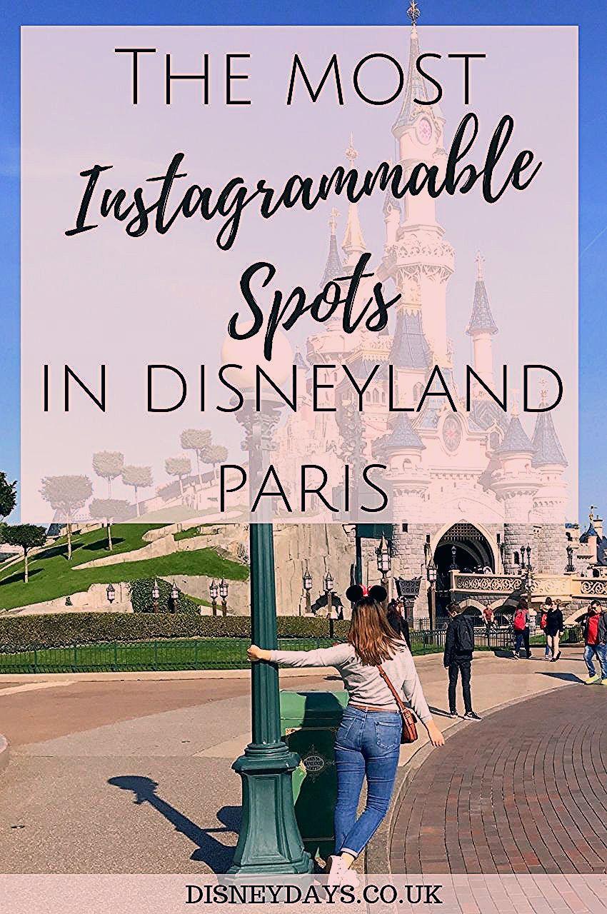 Photo of The Most Instagrammable Spots in Disneyland Paris – Rebel Angel