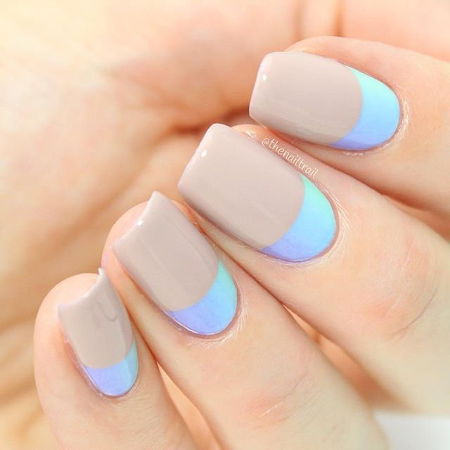 Instagram Analytics | Nail inspo, Gradient nails and Marble nails