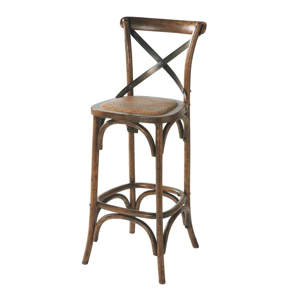 Tabouret chaise de bar Tradition   french details   Pinterest ...