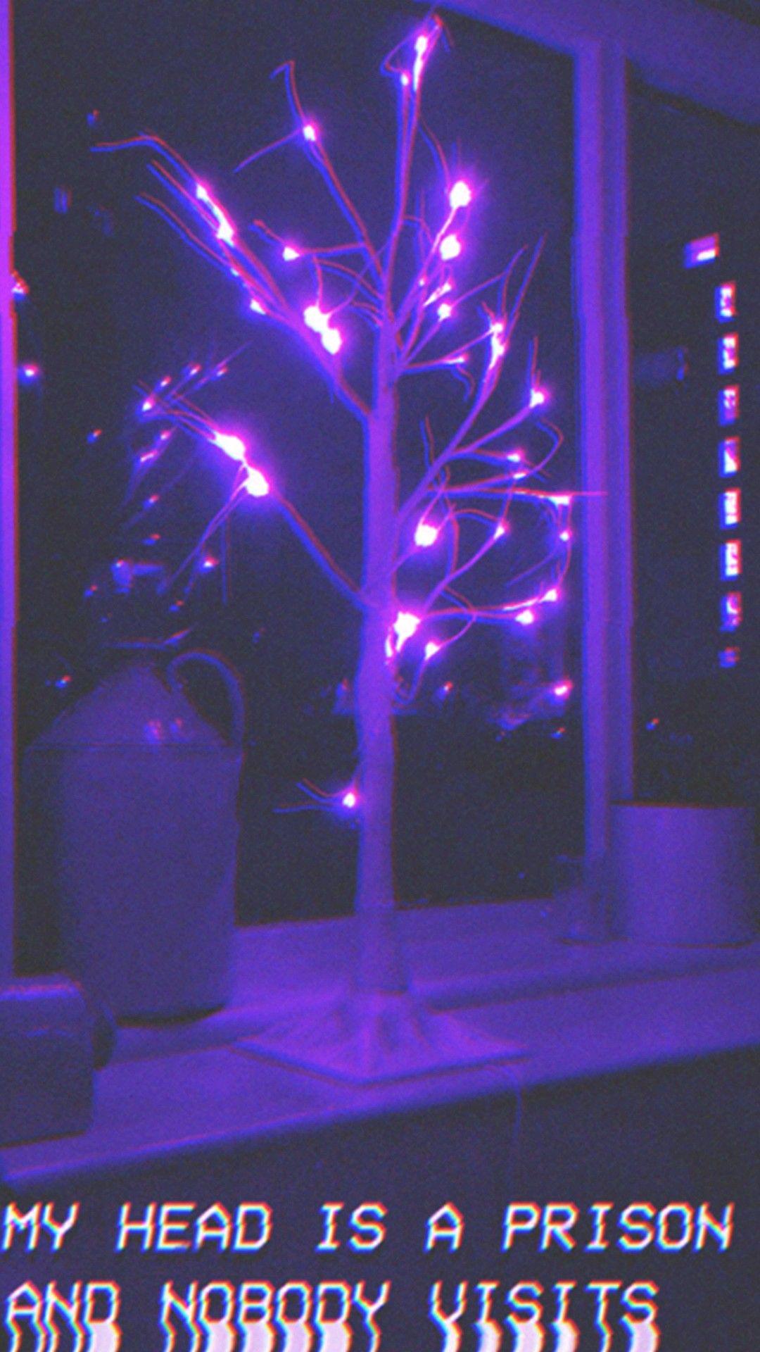 Idea by Lil Intro Vert on AESTHETIC Dark purple