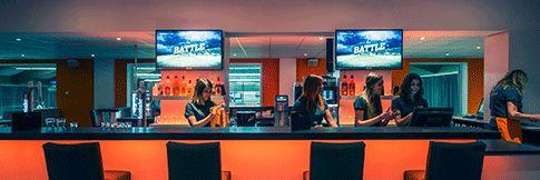 Fotografie für die Players Lounge.