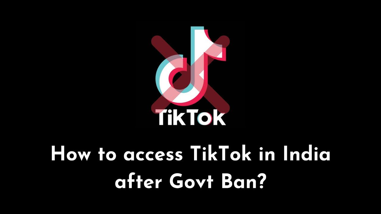 How To Use After Ban Tik Tok With Third Party Application Step By Step Event Tech Event Marketing How To Find Out