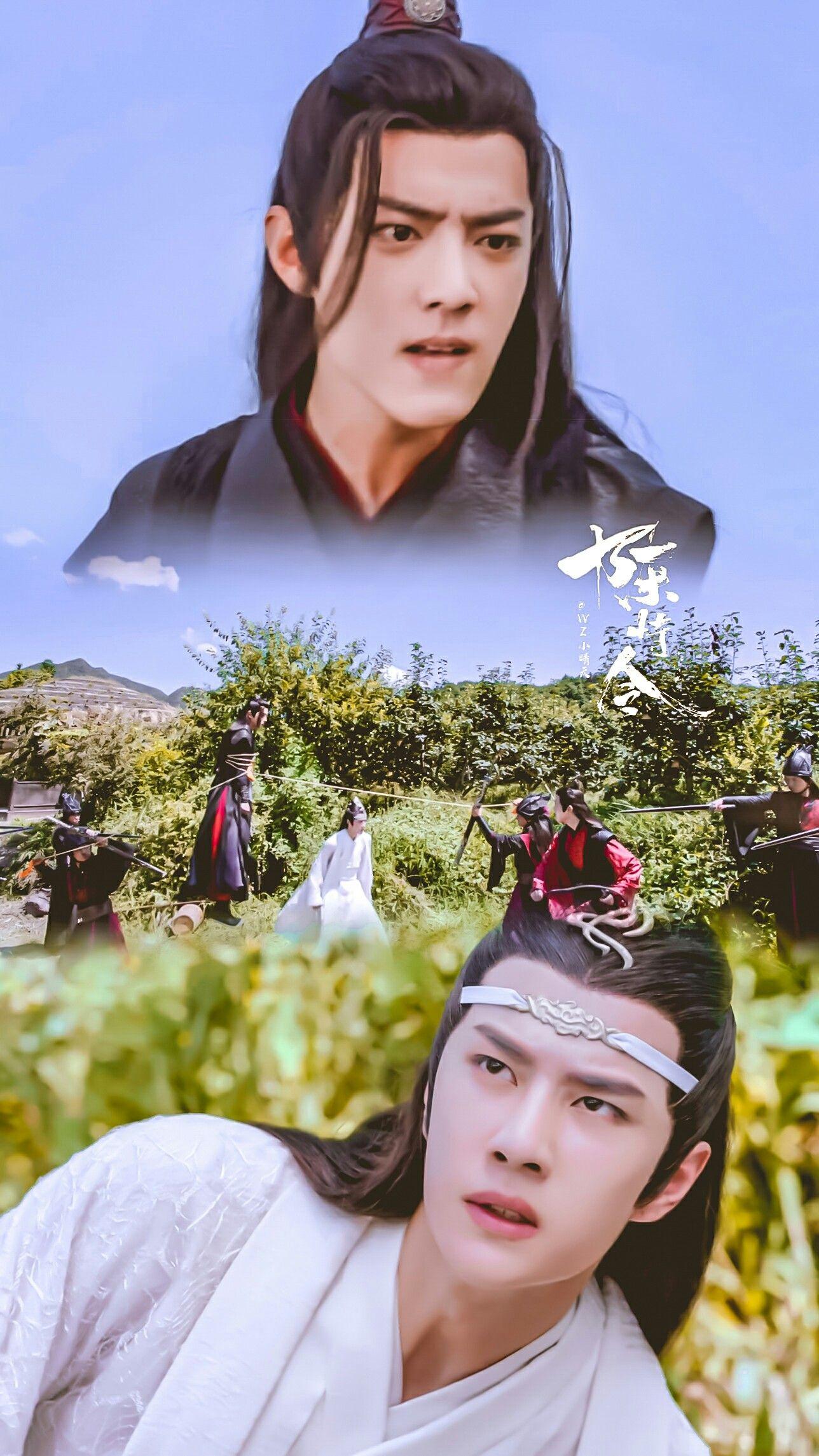 ปักพินโดย Kelly Jin ใน The Untamed Chinese Drama สามีใน