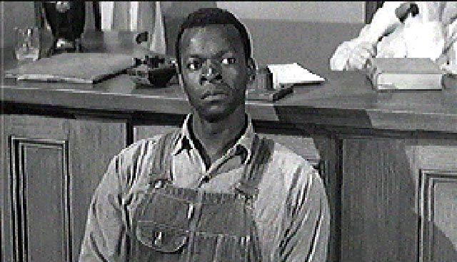 In ch. 19, Tom Robinson testifies. The story he tells is very different from Bob and Mayella's stories. He says that he had never tried to harm or disrespect Mayella. He also says that Mayella got him to come into the house and then tried to kiss him. He was so scared that he ran away, and that Bob Ewell got there and started yelling at Mayella. When Mr. Gilmer begins to question Tom, he is so rude that Dill starts to cry. He and Scout have to step out of the courthouse.