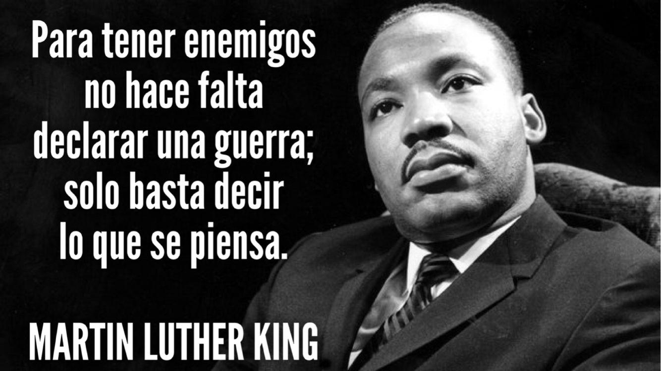 Martin Luther King | Preacher\'s Quotes / Citas de Predicadores ...