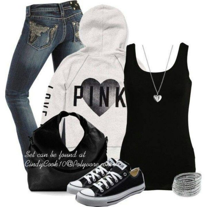 Nice chill outfit! Things to wear Pinterest Estilos informales