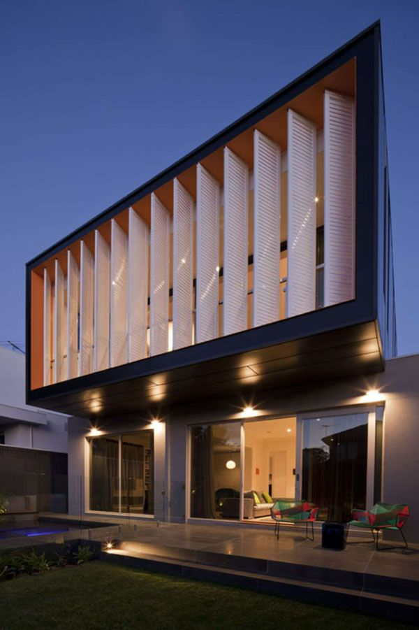 Modern renovation project by chan architecture brighton Building facade pictures