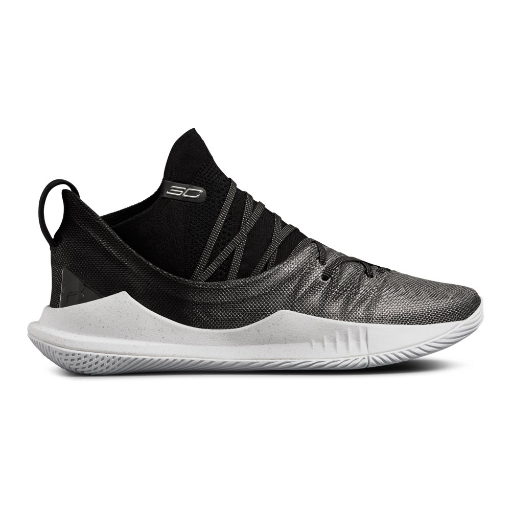 Under Armour Mens Curry 5 Basketball Shoe