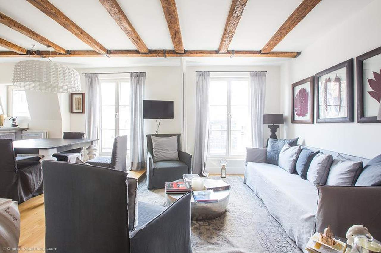 2 Bedroom Apartment Paris Long Term Rent - Apartment Poster