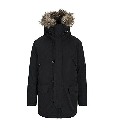 PEAK PERFORMANCE Geir Thermocool Parka with fake fur hood