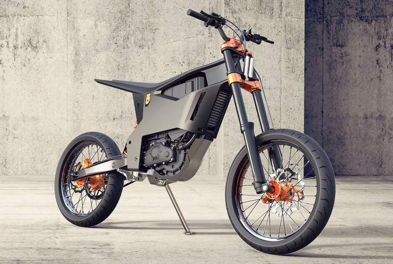 ktm delta electric motorcycle concept battery electric motorcycles pinterest electrique. Black Bedroom Furniture Sets. Home Design Ideas